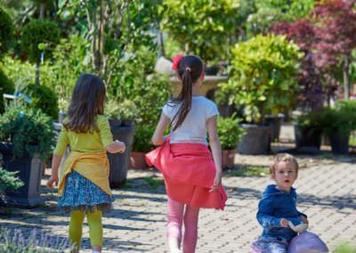 Budai Kertcentrum gyerekek