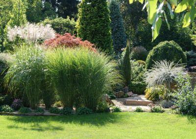 Növények harmóniája - Kerttervezés