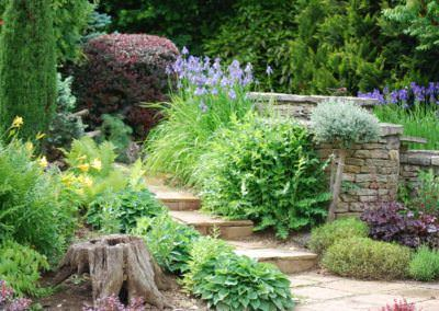 Az épített és a zöld aránya - BKC kerttervezés