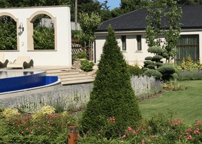 Budai Kertcentrum kerttervezés kertépítés 4