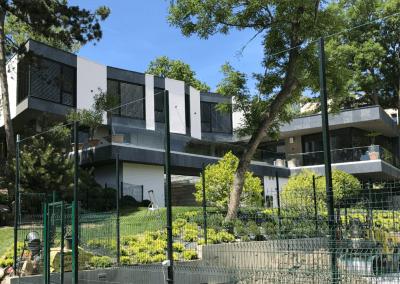 Budai Kertcentrum kertépítés