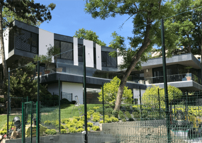 Budai Kertcentrum - modern kert