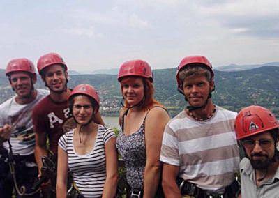 Budai Kertcentrum - csapatunk